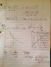 ECO B0000 Notes on Finding Slope of Demand