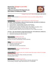 SAMPLE RESUME..docx
