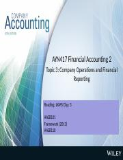 Lecture 3 Company operations and financial reporting(4)
