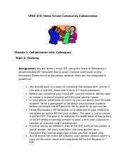 IEP Assignment Directions and Rubric.docx