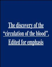4A-Harvey and Circulation of the Blood.pdf