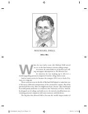 World Changers_Michael Dell.pdf