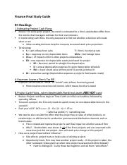 Finance Final Study Guide-Fall 17.docx