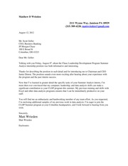 ENG 202D - Cover Letter