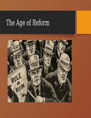 Week 1-Lecture 3-The Age of Reform (1).pptx