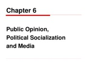 chapter6publicopinionsociali