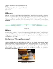 Lab2_Alignment_procedure_V2.doc