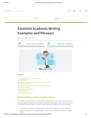 Essential Academic Writing Examples and Phrases!.pdf