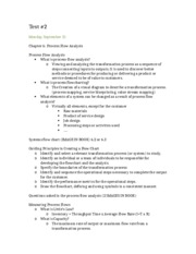 MQM227 Class Notes