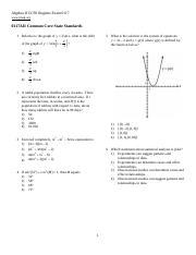 Regents January 2017 - Algebra II CCSS Regents Exam 0117 www ...