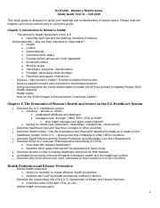 HLTH 260 Study Guide T#1 F2019 (2).docx