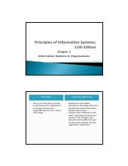 CH02-Information Systems in Organizations
