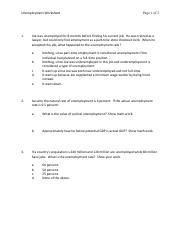 Worksheet on AE.pdf - Worksheet on AE Worksheet on AE 1 ...