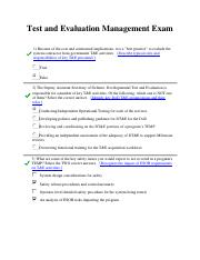 Test and Evaluation Management Exam.pdf