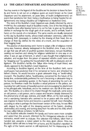 a summary of buddhism and its view on enlightenment (this is a summary of and commentary on a chapter in a book i often used in university classes: twelve theories of human nature, by stevenson, et al, oxford univ press) buddhism developed in northern indian in the 5 th century bce and spread throughout asia like hinduism it is a disparate.