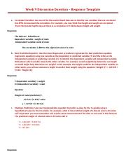 Week 9 - DQ Response Template (1).doc