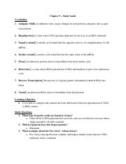 Chapter 9 - Study Guide