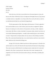 In the Zoo Essay