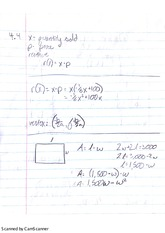 Notes Section 4.4