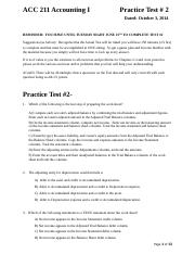 ACC 211 Accounting I Practice Test #2.docx
