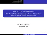 World_Politics_Lecture_Slides_November_2nd
