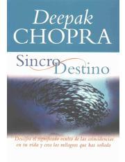 Deepak Chopra - sincronicidad y destino.pdf