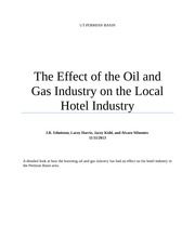 O&G Industry
