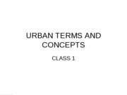 URBAN_TERMS_AND_CONCEPTS