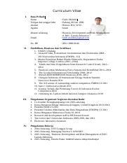 Curriculum Vitae Ready Faldo Doc