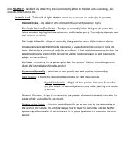REAL PROPERTY Study Guide for test #2.docx