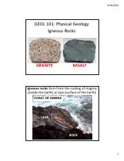 8 - Igneous Rocks.pdf
