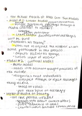 mc two methods of mass communication notes