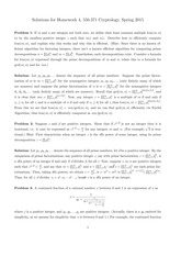 MATH 371 Spring 2015 Homework 4 Solutions