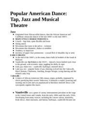 Popular_American_Dance,_Jazz,_Tap_and_Musical_Theatre_Notes,_101_Fall_2011