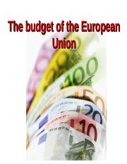 The-budget-of-the-European-Union