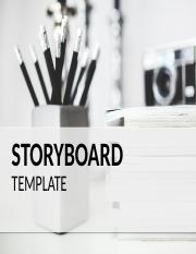Storyboard Template.pptx