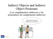 IO pronouns