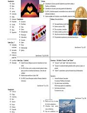 spanish note cards chapter 7