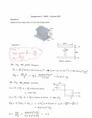 Assignment 3-2017 Autumn-solution