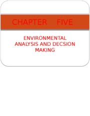 chapter five environmental analysis.pptx