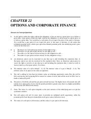 Corporate Finance 11th - Chapter Solutions .docx
