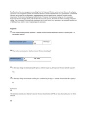 chapter 15 homework answers cost accounting