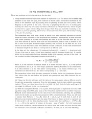 Homework B on Nonlinear Models for Univariate and Multivariate Response