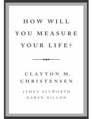 309487724-How-Will-You-Measure-Your-Life-pdf