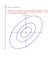 Example - Orthogonal trajectories