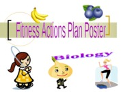 Fitness Action Plan