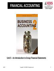 5. An Introduction to Group Financial Statements new Nodira.pptx