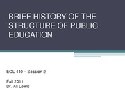 Session_2_-_Brief_History_of_the_Structure_of_Public_Education-Fall_2011