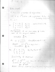 Class Notes 6
