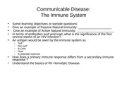 The immune system  web-1
